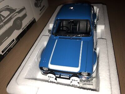 Minichamps  Modified Ford Escort Mk1 RS1600 1/18  • 175£