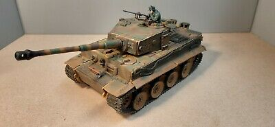 Forces Of Valour 1/32 German Tiger Tank ,Normandy 1944 • 55£