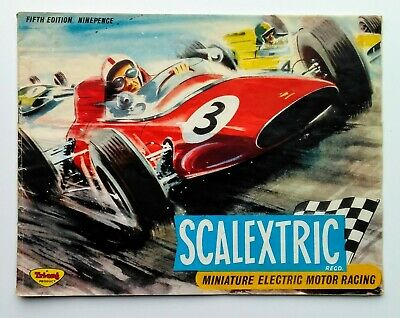 Scalextric 1964 Catalogue 5th Edition Good Clean Condition • 12.99£