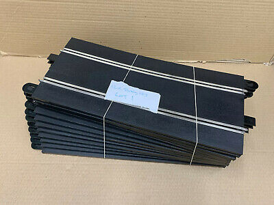 12x Scalextric C8205 350mm Standard Straight Sport/digital Track (lot:1a) • 21£