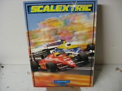Scalextric 30th Edition Catalogue • 3.25£