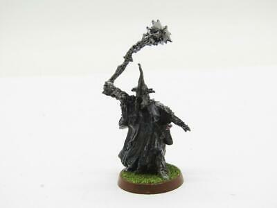 (728) Witch King Of Angmar Metal Nazgul Middle-Earth Hobbit Lord Of The Rings • 9.50£