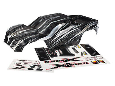 New In Pack Traxxas X-maxx Truck Bodyshell With Decals Prographix • 82.99£