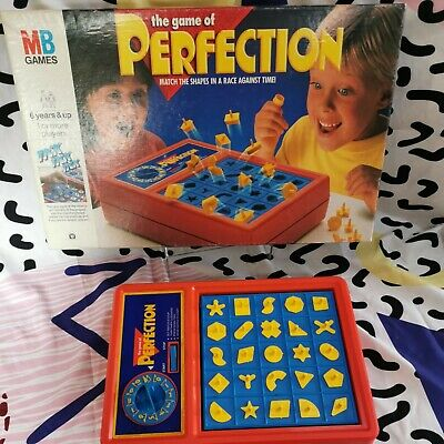The Game Of Perfection Board Game By MB Games 100% Complete And Tested FREE POST • 29.99£