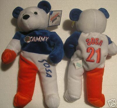 Sammy Sosa-salvino's Bammers-red, White & Blue-2000-nwt • 5.34£