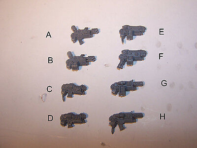 Space Marine Sternguard Veteran Combi Weapons (bits Auction) • 0.99£