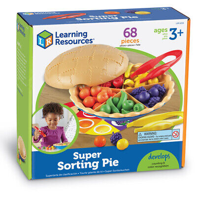 Learning Resources Super Sorting Pie • 22.99£