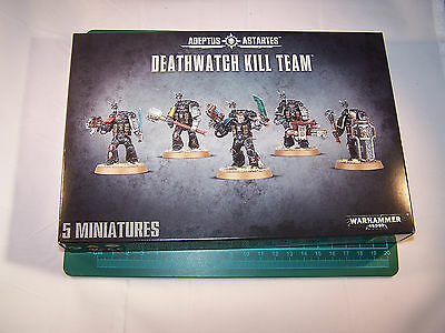 Deathwatch Kill Team Weapons (bits) • 1.29£