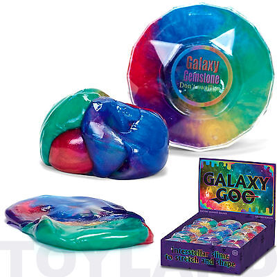 Galaxy Goo Alien Space Slime Putty Boys Girls Toy Xmas Christmas Stocking Filler • 3.45£