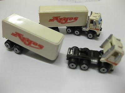 MICRO MACHINES NEW ARGOS LORRY RARE 90s COLLECTABLE BUY 2 GET 1 FREE GALOOB • 2.39£