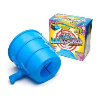 Air Zooka Fun Shooting Kids Air Launcher Blue Blasting Cannon Toy • 13.97£