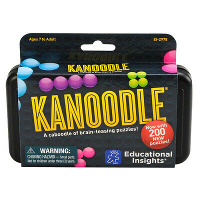 Educational Insights Kanoodle Puzzle Game NEW • 11.50£