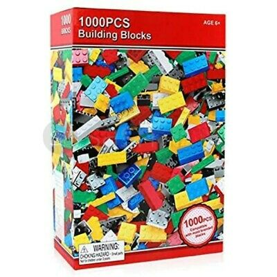 330pcs Children Diy Creative Bricks Colour Building Blocks Educational Toys Gift • 9.99£