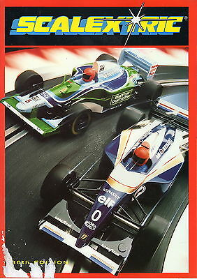 Scalextric 1995 Catalogue - Edition 36 • 9£