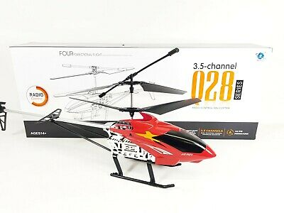 VOLITATION Alloy RC RADIO/REMOTE CONTROL HELICOPTER LARGE OUTDOOR,FANTASTIC GIFT • 47.99£