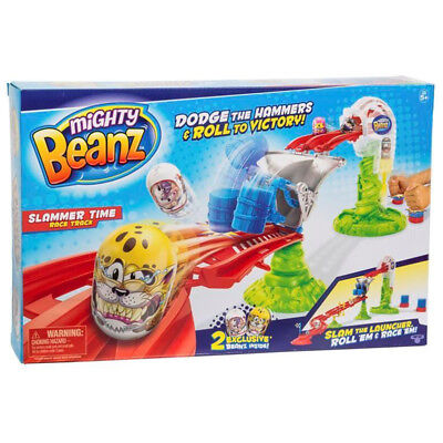 Mighty Beanz Slammer Time Race Track - 0MB-66504 - BRAND NEW • 21.99£