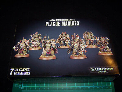 Plague Marines Backpacks (bits) • 0.99£