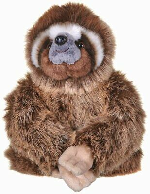 New 10  Bbc Earth Boxed Sloth Soft Toy Planet Earth  • 15.99£