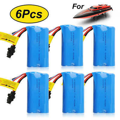 Extra 7.4V 1500mAh RECHARGEABLE Lipo RC BATTERY PACK For Skytech H101 RC Boat UK • 15.99£