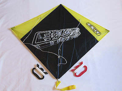 Exit Stunt Diamond Kite • 12.99£