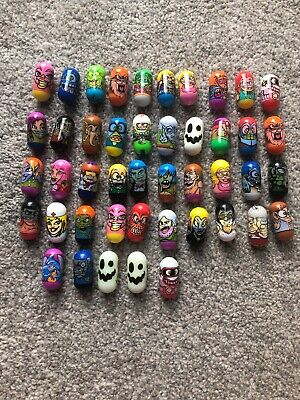 45 JA-RU Mighty Beanz 2004 - 2010 Random  Collection Crazy Jumping Beans • 35£