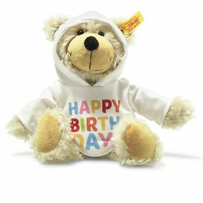 Steiff 012310 Charly Happy Birthday Dangling Teddy Bear With Hoody • 36.90£