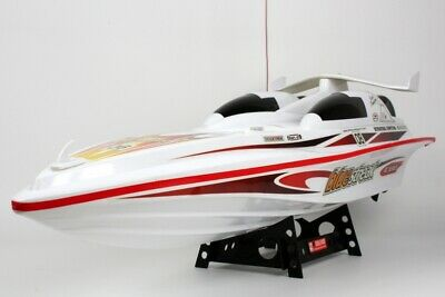 New Sale Kids Large Remote Control Rc High Speed Boat For Racing Rtr Fast! Toy • 59.99£
