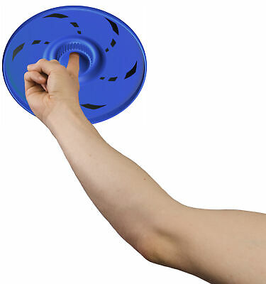 Wicked SKY SPINNER Beach Toy Fun Game BLUE Birthday Gift • 11.14£