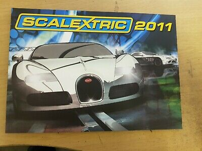 Scalextric Catalogue 2011 52nd Edition BRAND NEW With Pricelist • 5.99£