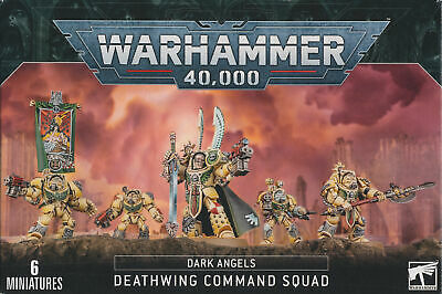 Warhammer 40,000 Deathwing Command Squad Bits • 1.65£