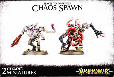 Warhammer Age Of Sigmar Slaves To Darkness Chaos Spawn Bits • 1.98£