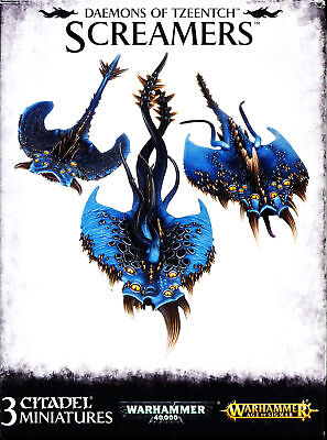 Warhammer Age Of Sigmar Daemons Of Tzeentch Screamers Bits • 6.99£