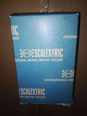 Vintage Scalextric Classic Black Standard Hand Throttle Controller C265 Boxed • 5.99£