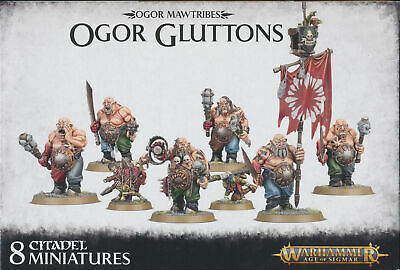 Warhammer Age Of Sigmar Gutbusters Ogors Bits • 1.65£