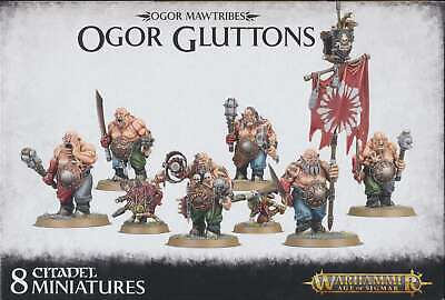 Warhammer Age Of Sigmar Gutbusters Ogors Bits • 1.99£