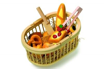 Picnic Basket Kitchen And Food Toy • 20£