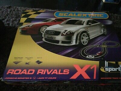 Scalextric Road Rivals • 40.99£