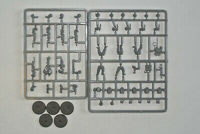 Astra Militarum Cadian Shock Troops Infantry Sprue X5 Special Weapons And Bases • 8.50£