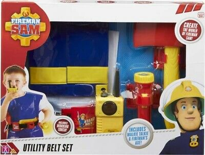 Fireman Sam Utility Belt Set • 18£