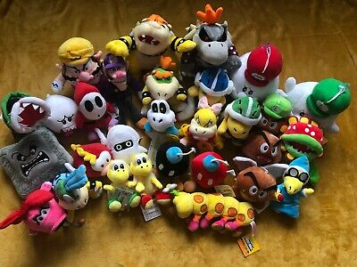Super Mario Plush Teddy Collection - Choice Of 35 Enemies Characters - UK BASED • 7.20£