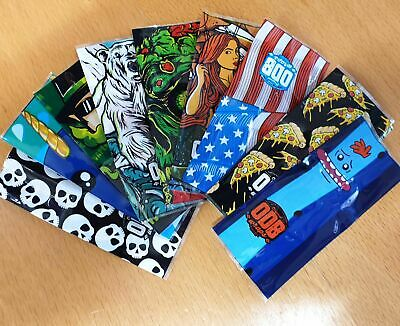 20700 Battery Wrap Covers Assorted DESIGNS PVC By ODB - UK SELLER • 7.99£