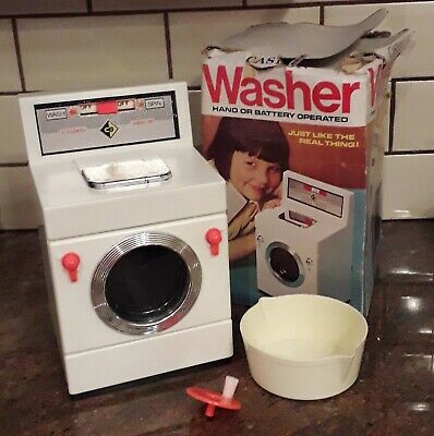 Vintage 1970s Casdon Washer Hand Or Battery Operated Item No 155 • 25£