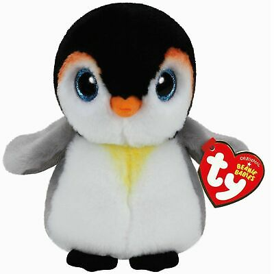 Ty Beanie Babies 42121 Pongo The Grey And White Penguin Regular • 7.50£