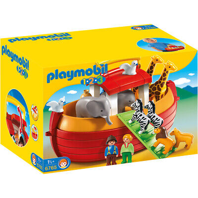 Playmobil 123 Take-Along Noah's Ark With Animal Figures - 6765 • 24.90£