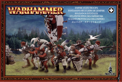 Warhammer Age Of Sigmar Freeguild Guard / State Troops Bits • 3.99£