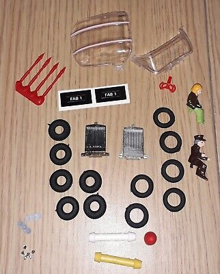 Dinky 100 Lady Penelope's FAB 1 Reproduction Spare Parts - Choose Part From List • 3.55£