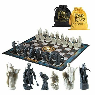 The Lord Of The Rings Battle For Middle-Earth Chess Set • 52.95£