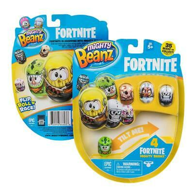 Mighty Beanz Fortnite 4 Pack Series 1 (assorted) • 4.99£