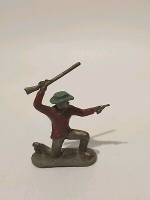 Lone Star - Metal  Kit Carson  Diecast Toy Made In England, Appr. 2.5 /6cm H • 10£