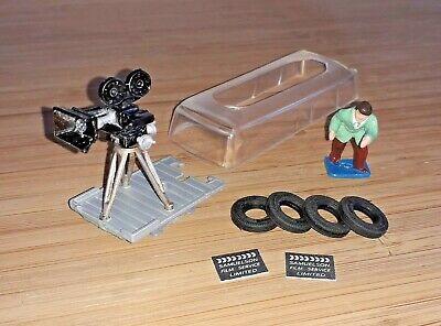 Corgi 479 Commer Samuelson Camera Van  Reproduction Parts - Choose From List • 1.95£